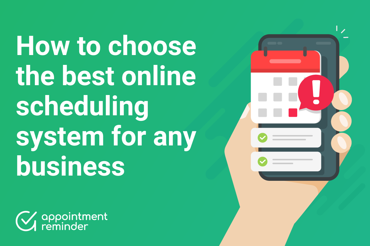 Top 10 Online Appointment Scheduling Software